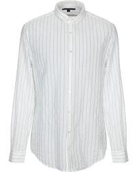 John Varvatos Shirt - White