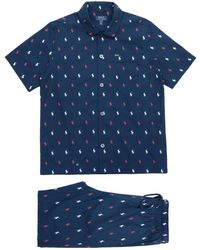 Polo Ralph Lauren Pyjama - Bleu