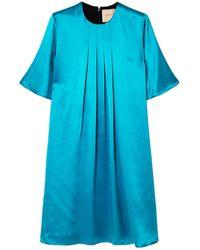 ROKSANDA Robe courte - Bleu
