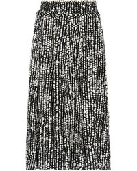 Proenza Schouler 3/4 Length Skirt - Gray