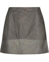 Vintage De Luxe Minifalda - Multicolor