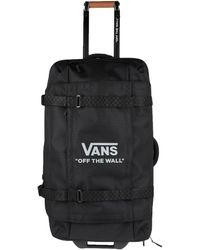 Vans Wheeled Luggage - Black
