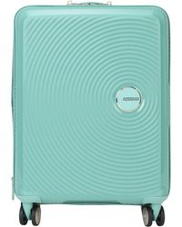 American Tourister Trolley - Verde