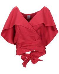 Rosie Assoulin Shirt - Red