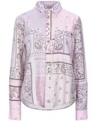 Amiri Shirt - Purple