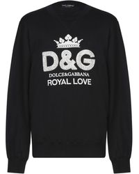 Dolce & Gabbana Sudadera - Negro