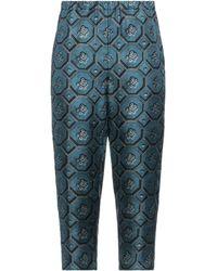Burberry Pantalons courts - Bleu