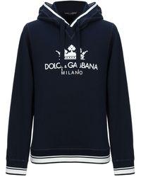 Dolce & Gabbana Sweat-shirt - Bleu