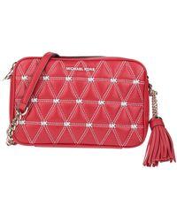 MICHAEL Michael Kors Cross-body Bag - Red