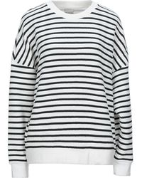 SELECTED Sweatshirt - White