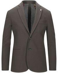 Takeshy Kurosawa Suit Jacket - Grey