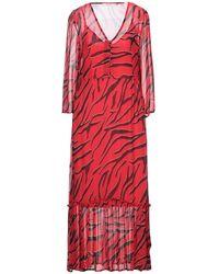 Gestuz Vestido largo - Rojo