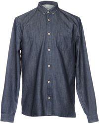 Won Hundred - Denim Shirt - Lyst