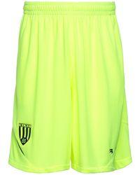 Balenciaga Shorts & Bermuda Shorts - Green