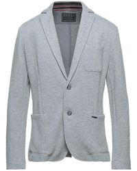 Guess Suit Jacket - Grey