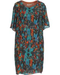 BGN - Short Dress - Lyst