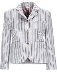 Thom Browne Suit Jacket - Multicolor