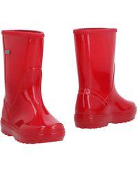 Dolce & Gabbana Boots - Red