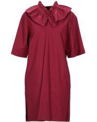 Marni Vestito corto - Rosso