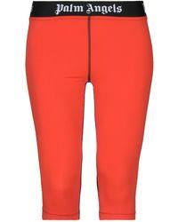 Palm Angels Leggings - Orange
