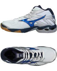 Mizuno Sneakers & Tennis montantes - Blanc