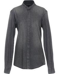 Antony Morato - Denim Shirt - Lyst