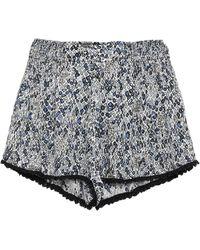 Poupette Shorts & Bermuda Shorts - Blue