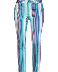 CafeNoir Pantalones - Azul