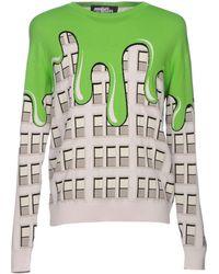 Jeremy Scott Sweaters - Green