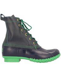 L.L. Bean Ankle Boots - Multicolor