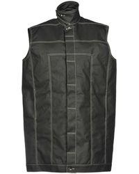 Rick Owens Drkshdw Jacket - Grey