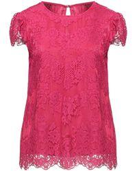 TWINSET UNDERWEAR Bluse - Pink