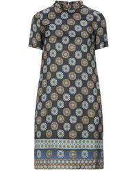 Carla Montanarini Short Dress - Multicolour