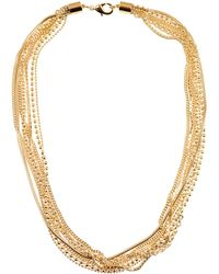 MM6 by Maison Martin Margiela - Necklaces - Lyst