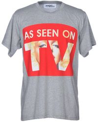 Jeremy Scott T-shirt - Gray