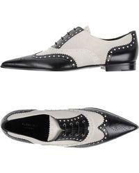 Gucci Lace-up Shoe - Black