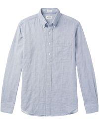 Hartford Shirt - Blue