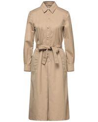 Celine Midi Dress - Natural