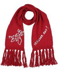 Patrizia Pepe Scarf - Red
