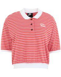 Nike Polo Shirt - Pink