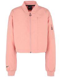 Nike Giubbotto - Rosa