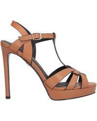 Lola Cruz Sandals - Brown
