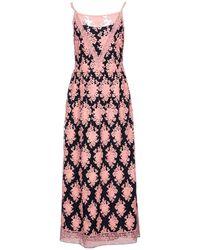 Burberry Vestito lungo - Rosa
