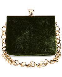 TOPSHOP Handbag - Green