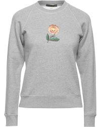 ALEXACHUNG Sweatshirt - Grey
