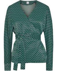 Iris & Ink Camisa - Verde