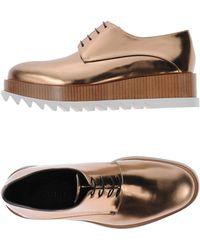Jil Sander Lace-up Shoe - Brown