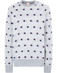 Champion Sweater - Gray