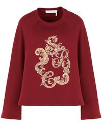 See By Chloé Sweatshirt - Red