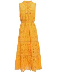 Kate Spade 3/4 Length Dress - Yellow